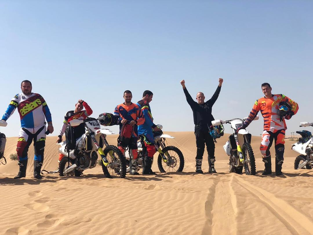 dirt biking dubai
