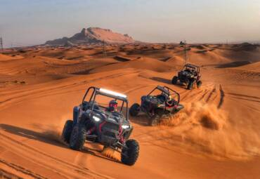 Polaris RZR1000 Buggy Tour