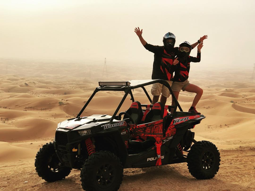 Benefits of selecting a guided dune buggy tour