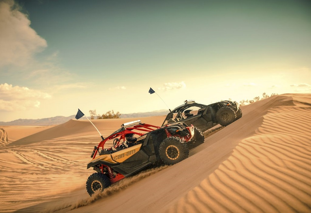 CAN-AM Maverick X3 Buggy Tour