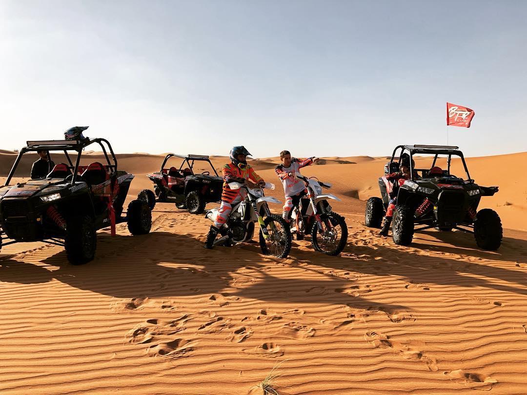 Best Dune Buggy Tour Dubai