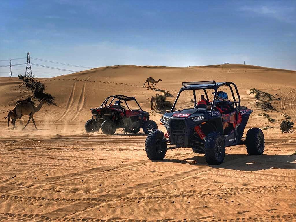Dubai Dune Bashing Tips
