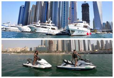 Yacht and Jet Ski Rental